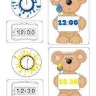 Teddy Time Preschool printable