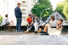 Freitag, 03.06., 19.30 Uhr – Prenzlauer Berg, Gleimtunnel: Der Nachwuchs. © Julia Luka Lila Nitzschke