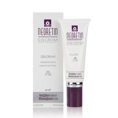 NEORETIN Gel Cream SPF50 40mL Kojic Acid, Active Ingredient, Whitening, Sensitive Skin, Skincare, Alcohol, How To Apply