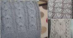 Sıralı Balık Örgü Modeli Tarifi Baby Boy Knitting Patterns, Baby Hats Knitting, Knitted Baby Blankets, Knitted Hats, Crochet, Stitch Patterns, Diy And Crafts, Handmade, Knitted Baby