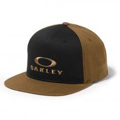 Oakley Silver 110 Flexfit Hat pet heren burnished