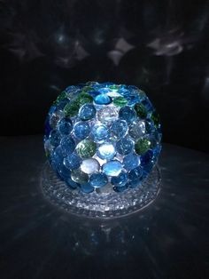 Table Top Gazing Ball/Globe Globe