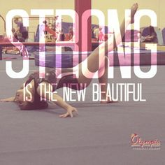Strong is the new Beautiful ~Gymnastics Photography