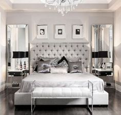 Romantic Master Bedroom Design Ideas 1011