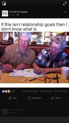 Why are old people so cute? Why are old people so cute? Cute Old Couples, Cute Couples Goals, Elderly Couples, Cute Relationship Goals, Cute Relationships, Relationship Quotes, Boyfriend Goals, Future Boyfriend, Couple Goals Tumblr