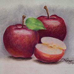 I don't eat apple