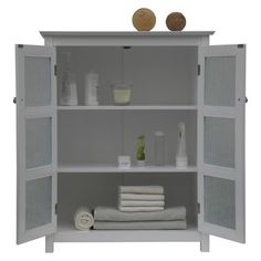 Threshold™ Fieldcrest Luxury Wall Cabinet - Espresso | bathroom ...