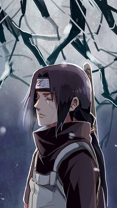 Itachi, so much mystery...so much pain yet so much sacrifice. Yet such a good soul...no one knows til the very end how much you really endure.