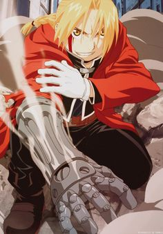Full Metal Alchemist - Edward