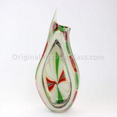 Italia - Vaso esclusivo - Vetro di Murano