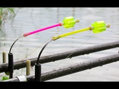 Fishing Rods And Reels, Fishing Knots, Ice Fishing, Fishing Lures, Carp Rigs, Coarse Fishing, Line Design, Outdoor Decor, Youtube