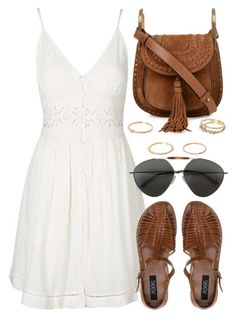 """""""Untitled #5264"""" by rachellouisewilliamson on Polyvore featuring Topshop, ASOS, River Island, Chloé and Valentino"""