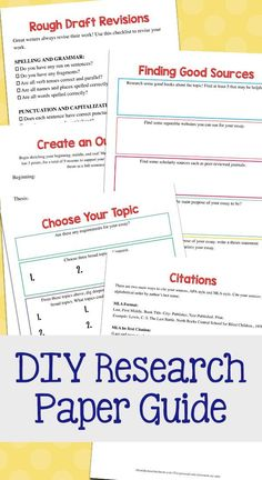 Research Paper Writing Guide Pack & Tips for Homeschool Students - Life of a Homeschool Mom Best Paper Writing Service, Writing Paper, Paper Writer, All Verbs, Teaching Tips, Teaching Writing, Kindergarten Writing, Writing Skills, Write My Paper