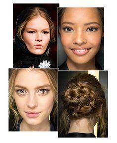 Guido+Palau+Hair+Cuts+2014 | ... /Winter 2014-2015, Dolce & Gabbana, beauty, Pat McGrath, Guido Palau