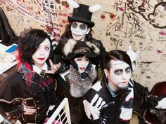 Leetspeak monsters Monsters, Goth, Punk, Style, Gothic, Swag, Stylus, Goth Subculture