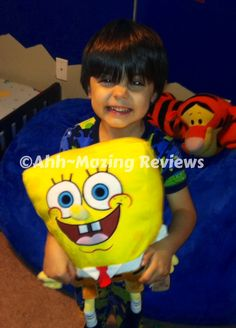 Build-A-Bear Workshop ~ New SpongeBob SquarePants Collection {Review & Giveaway ~ US & Canada}