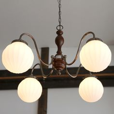 「生活道具屋 surou web shop」で取り扱う商品「LAMPS シャンデリア FC440 4灯」の紹介・購入ページ