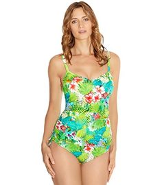 9b2835e8f0 Fantasie Antigua Underwire Tankini with Adjustable Sides FS6059 32EMulti     Read more reviews of the