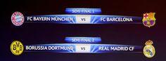 2x Tickets CL Halbfinale Bayern München vs. FC Barcelona (Hin- und Rückspiel)