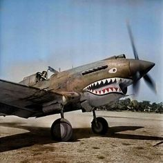 ― Wonder Years of Aviation( 「BURMA. Mingladon Air Field, near Rangoon. The 'Flying Tigers' (US pilots). 📷 by George…」 Ww2 Aircraft, Fighter Aircraft, Military Aircraft, Fighter Jets, Air Tiger, Ww2 Photos, P51 Mustang, Ww2 Planes, Dog Fighting