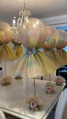 Delightful expedited quinceanera centerpieces discover this info here Baby Shower Decorations For Boys, Baby Shower Themes, Birthday Decorations, Happy Balloons, Rainbow Balloons, Quinceanera Centerpieces, Quinceanera Party, Masquerade Centerpieces, Wedding Centerpieces
