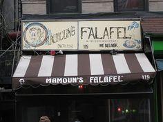 Mamoun's Falafel
