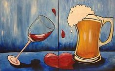 25 Best Ideas About Paint And Sip On Pinterest Wine And Canvas Art Painting Art Night Dubai Khalifa