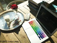 Lean Luxury to Brighten your Desk in 2017 ~ https://lucylean.com