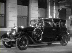 1924 Minerva 30CV Coupé Limousine D'Ieteren [AC]