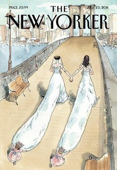new yorker illustrated covers