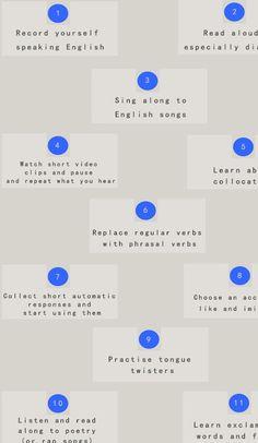 12 ways to speak English - Şahin Kalem - Google+