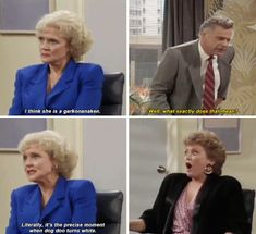 Let's face it: nothing will ever compare to the genius that is The Golden Girls. These four old broads bring us all kinds of joy with their hilarious one-liner Golden Girls Quotes, Girl Quotes, Buzzfeed Community, Betty White, Celebs, Celebrities, Funny Moments, Old Women, I Am Awesome