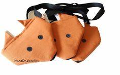 Linen with cotton lining, adjustable strap. Handmade Fabric Bags, Fox Bag, Slow Fashion, Bag Making, Bucket Bag, Crossbody Bag, Cotton, Shoulder Bag, Handmade Fabric Purses