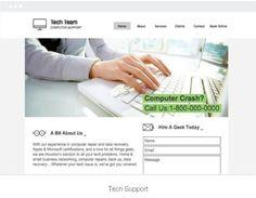 Tech Support Websites