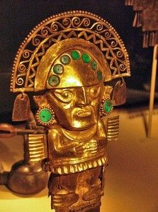 Photo of Pre-Columbian Gold Museum