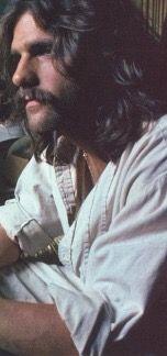 Glenn Frey- Hotel California photo shoot