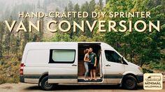 Updated SPRINTER VAN CONVERSION TOUR