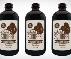 Secret Squirrel Cold Brew Coffee