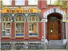 Gedempte Zuiderdiep 24   Arch. G.Nijhuis 1902, Groningen, The Netherlands