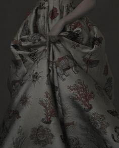 Photo: Sarah Moon. Valentino haute couture, Fall 2013.