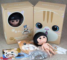 Mini Mui-chan Meow Meow Tiger Boy - Ichigo-Toys
