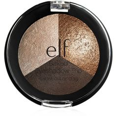 Baked Eyeshadow Trio (€6,81) ❤ liked on Polyvore featuring beauty products and makeup