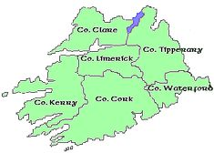 County Cork Ireland