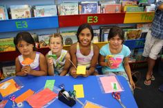 Forster Library had an overwhelming response to activities in the January holidays with plenty on offer for the locals and visitors.  Science on the Move with Ann Stevens is always a huge success, and yet again drew another fabulous crowd of 44 children.