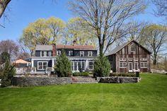 Farmhouse Cultivates Modern Amenities, Vintage Construction