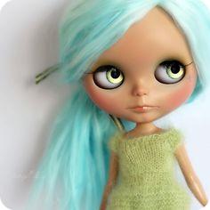 OOAK Custom BLYTHE Doll by Angel