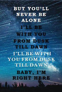 Dusk Till Dawn~ ZAYN ft. Sia