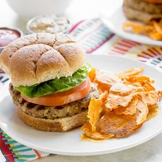 Cutting down on red meat? No problem! You can still enjoy a delicious burger without worrying [...]