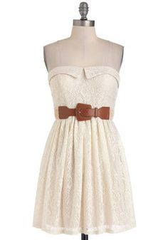 Freaking perfect, and I can totally see @Michelle Kesling in this - Acoustic Performance Dress, #ModCloth