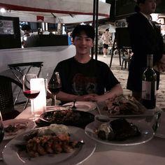 dinner for 2 ♡ kino Pentagon Kino, Cube Ent, Btob, Boyfriend Material, Dinner, Music People, Korean Music, Boyfriends, Bandy